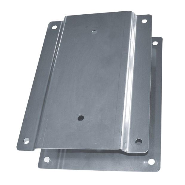 Расширитель основания для ST 15 и ST 20 размеры 330x245, ST CP - ответная пластина для ST RP.