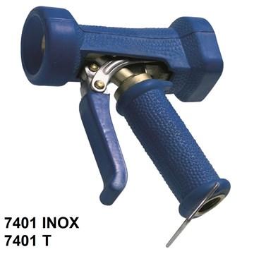 Профессиональный пистолет RAMEX 7401 INOX, 7401 T